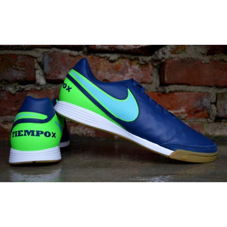 Nike Tiempox Genio II IC Leather 819215-443