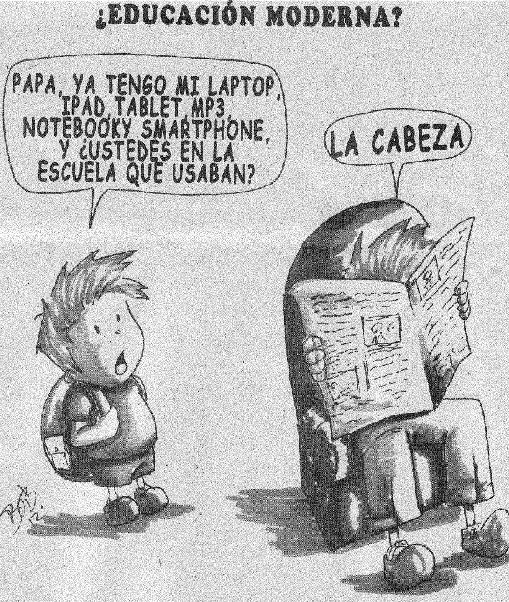 Educacion Moderna