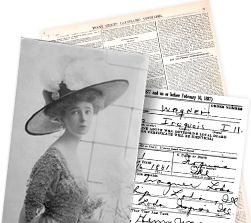 Search for an Ancestor - Mocavo Search - Also searches early LDS church periodicals.