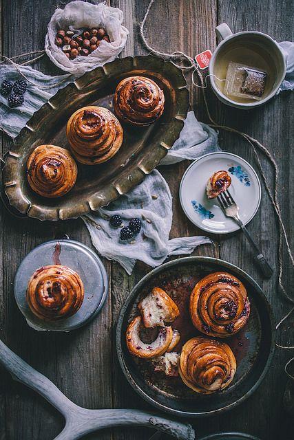 Blackberry Twists | Adventures in Cooking by Eva Kosmas Flores | Adventures in Cooking, via Flickr