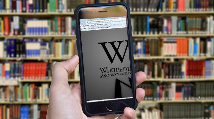 ¡SOS! Wikipedia desaparecerá si no llegan donaciones de los usuarios