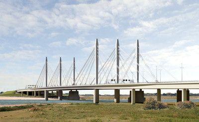 Open Dag extra brug A50 - Ewijk
