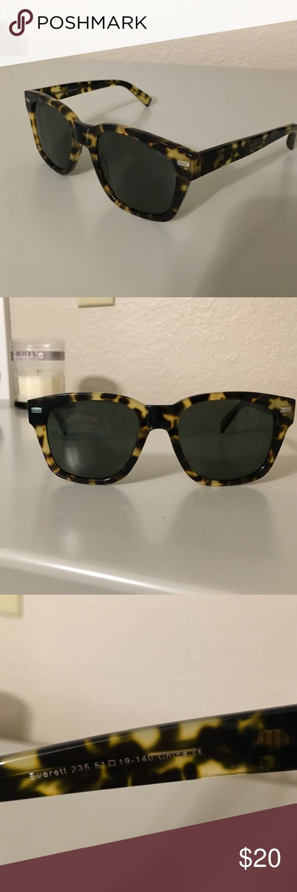 Warby Parker Rx sunglasses 😎 Warby Parker Rx sunglasses 😎 in Everett. They have my Rx in them but you should be able to bring them to any WP store or a place that sells eyeglasses to put new lenses in. I think Warby does it for $50 but other places may be cheaper Warby Parker Accessories Sunglasses