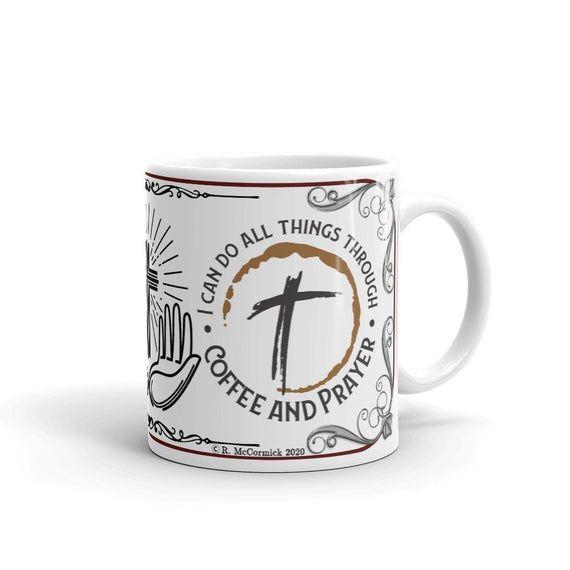 Coffee And Prayer Etsy Prayers Personalized Mugs Coffee