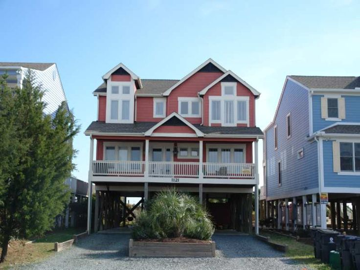 Oceanfront Houses For Rent In Holden Beach Nc