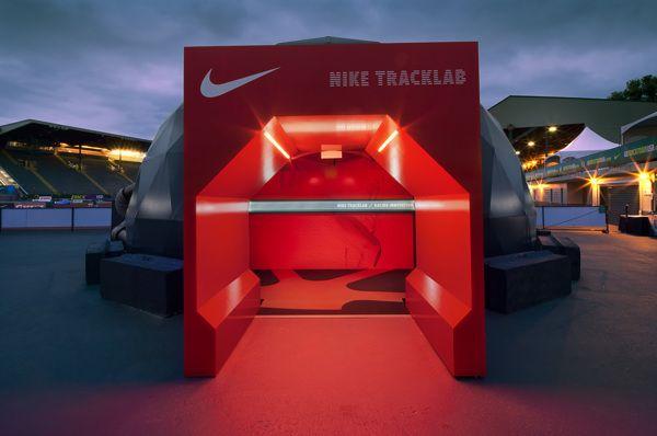 NIKE TRACK LAB by Jeffrey Docherty, via Behance