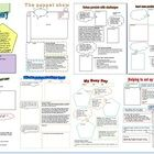 All togather there are 83 templates for all your activities and experiences. These resources are only for used with the Australian Early Years Lear...
