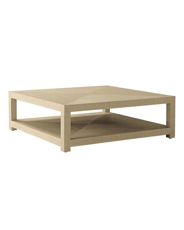 Blake Raffia Square Coffee Table - Serena & Lily Site - 25+ Best Ideas About Square Coffee Tables On Pinterest Coffee