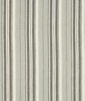 Robert Allen Heeney Stripe Flint Fabric