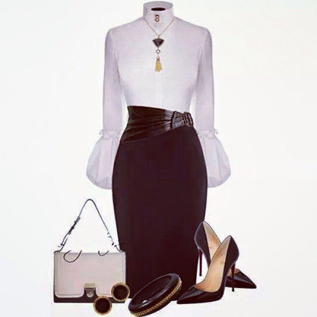 ☆☆B@N! HAUTE LOOK☆☆ Would you rock this look? All, Some or None....Do tell.