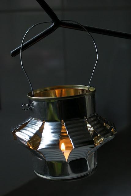 diy lantern (can)