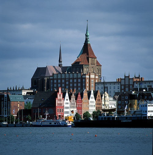 Rostock- will be visiting in a week!!