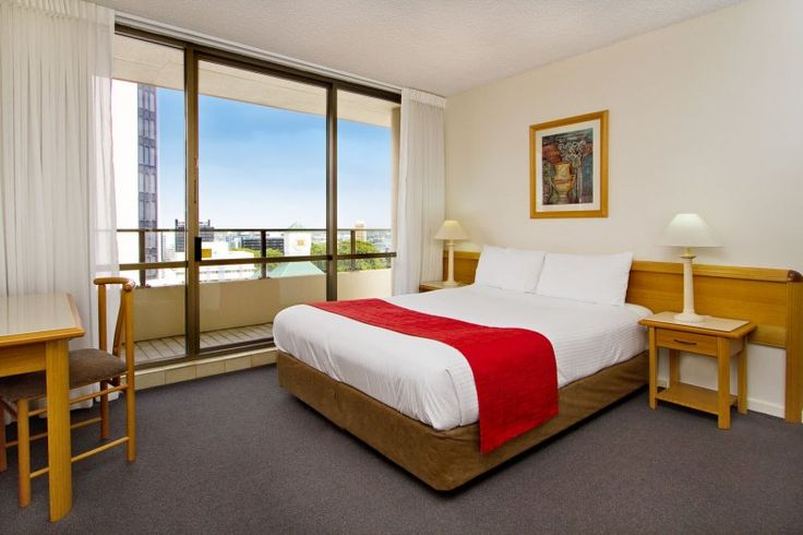 The Summit Apartments - Summit 1 Bedroom Apartment - Spring Hill Brisbane Accommodation