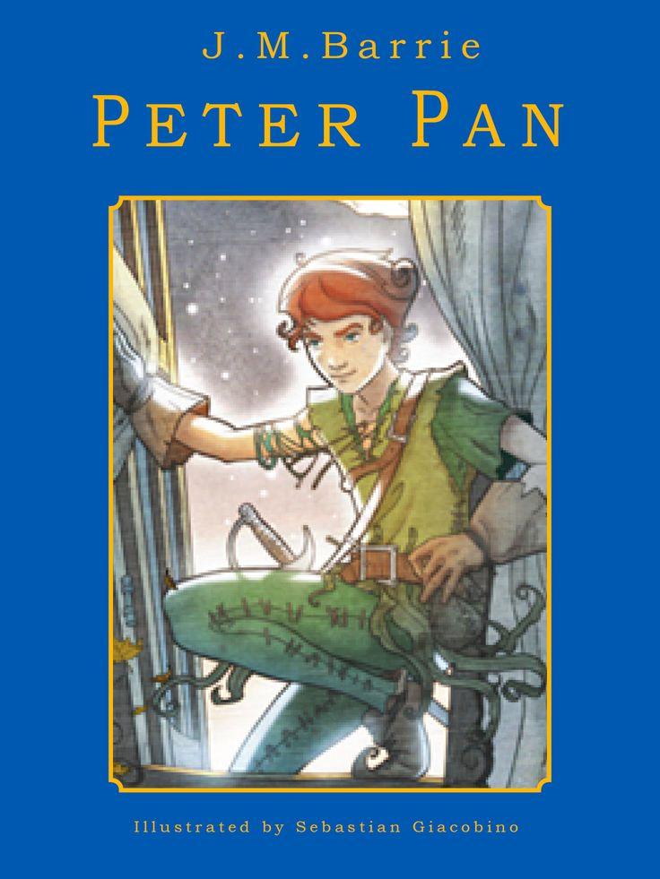 Iltasatu.org: Peter Pan ja muita lastensatuja ilmaisina e-kirjoina