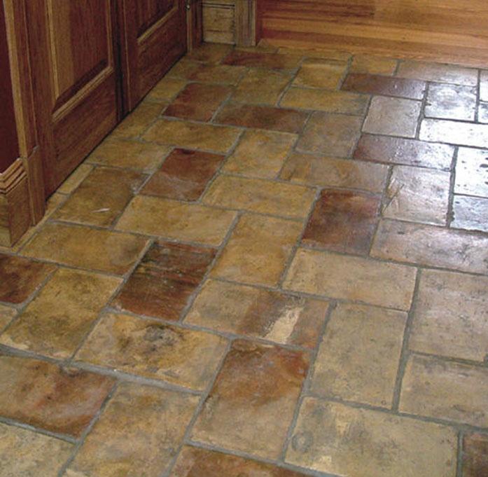 Love The Floor Tile Pattern