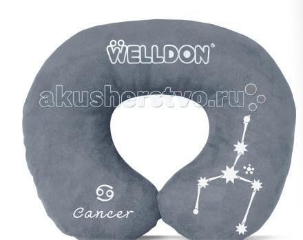 Welldon Подушка-валик под шею  — 600р. -------------------------  Симпатияные подушки-валика под шею Welldon помогут превратить дальнюю дорогу в увлекательное путешествие: нежная ткань не раздражает кожу ребенка; мягкий, но упругий наполнитель комфортен для сна; круглая форма эргономично поддерживает естественное положение шеи ребенка, препятствуя чрезмерному наклону головы во время отдыха и сна.  Особенности веселой подушки-валика под шею Welldon: - для детей с 1 года и до 12 лет - для…