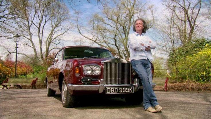 Джеймс Мэй продаст свой Rolls-Royce из-за аллергии