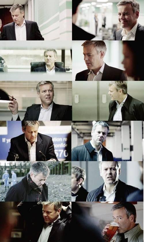 Rupert Graves - Greg Lestrade