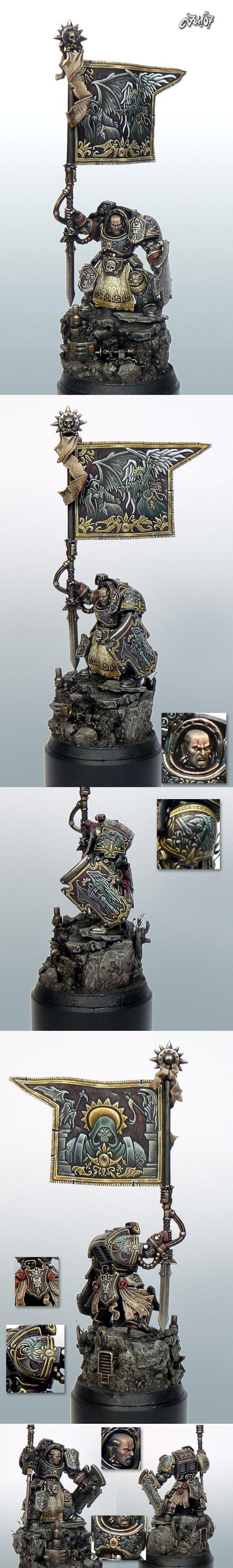 ITALY 2007 - Warhammer 40,000 Single Miniature - Demon Winner, the unofficial Golden Demon website