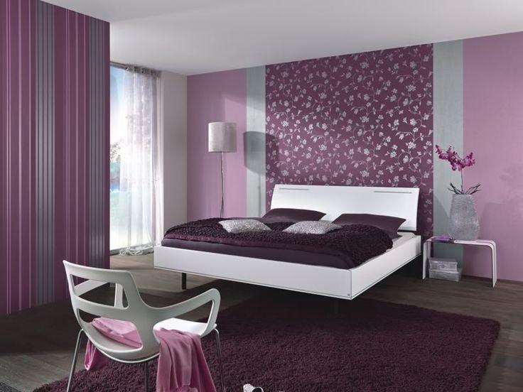 17 Best images about Designideen Schlafzimmer on Pinterest Laura - tapeten schlafzimmer modern