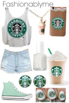 If you like Starbucks this is the outfit for you