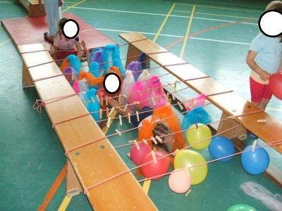 Actividades y escenarios para desarrollar la motricidad gruesa