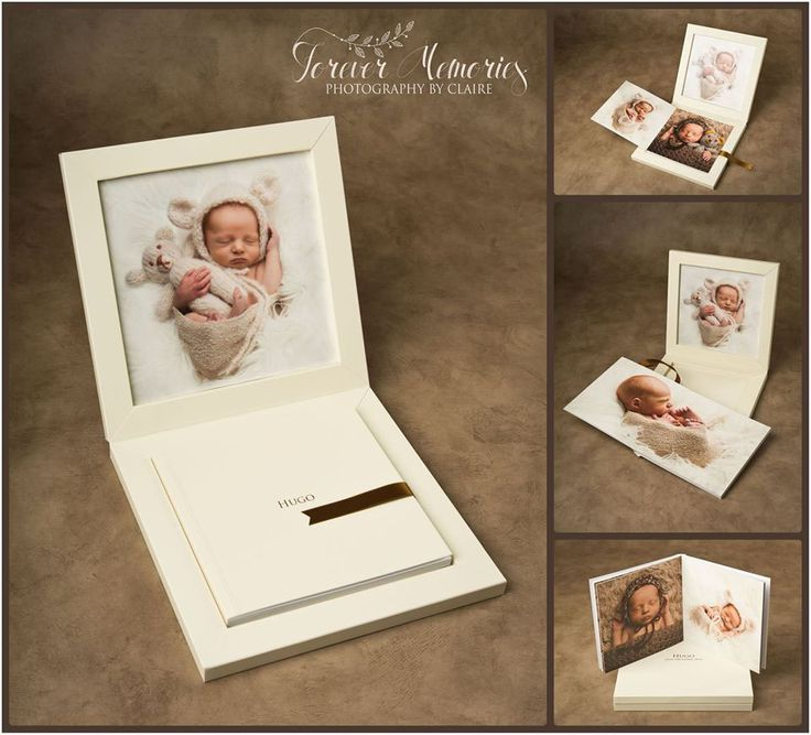 Awesome Baby Book By Claire Elliot. #graphistudio #babybook #newborn #portraitphotography