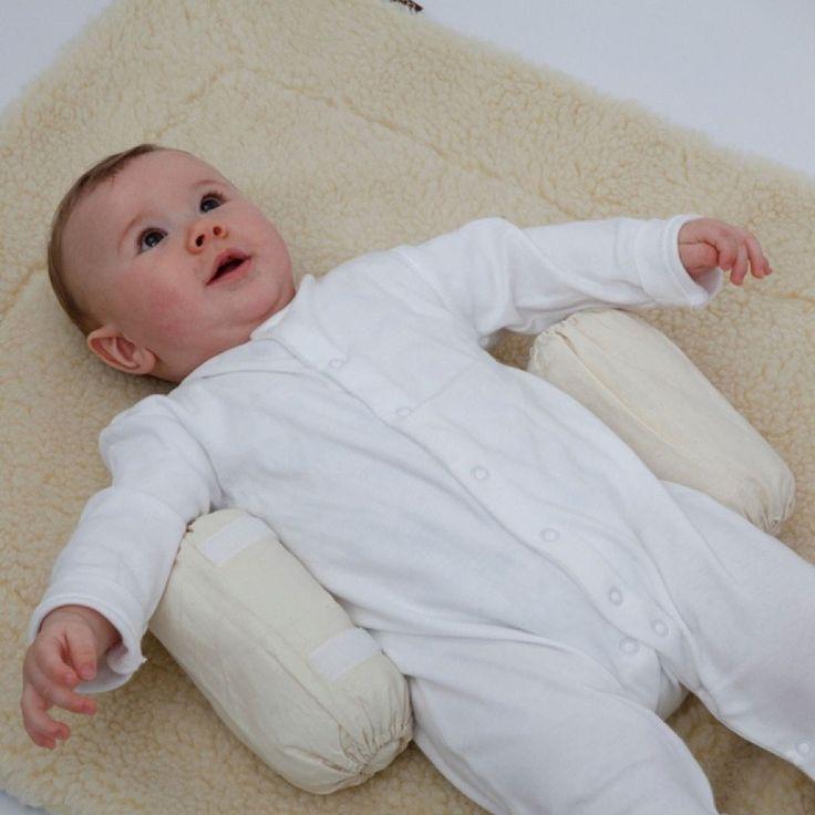 Poco Baby Sleep Wedge - Raw Cotton