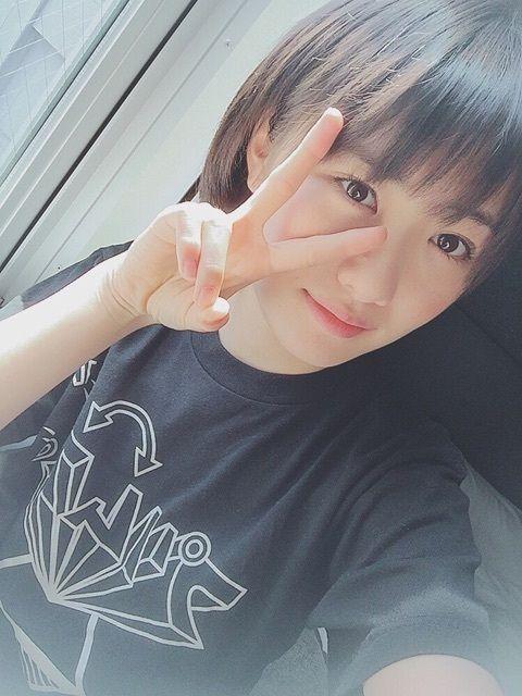 モーニング娘。'16 天気組『握! 工藤 遥』