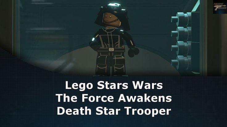 Lego Star Wars The Force Awakens Death Star Trooper Unlock Location
