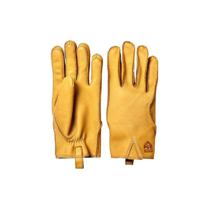 Wir führen Hestra Handschuhe aus verschiedenen Ledern - Elchleder, Hirschleder - VERSANDKOSTENFREI BESTELLEN - Classic-Kontor.com