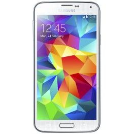 "Samsung Galaxy S5 SM-G900 Qualcomm Snapdragon 801 (2.50 GHz), 2GB RAM, 12.954 cm (5.1 "") FHD Super AMOLED (1920x1080), Wi-Fi 802.11 a/b/g/n/ac, Bluetooth 4.0 BLE/ANT+, 16MP (UHD/30fps), Micro USB 3.0, MicroSD, 2800mAh Li-Ion, LTE, Android 4.4.2, 145g, Blanco"
