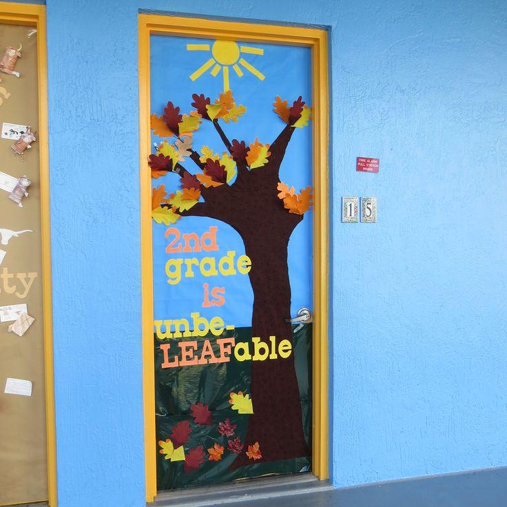 Fall classroom door teacher ideas pinterest for Autumn classroom door decoration ideas