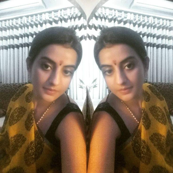 #ganpati #bappa #morya #saree #mood #good #night #thankful #god #bless #