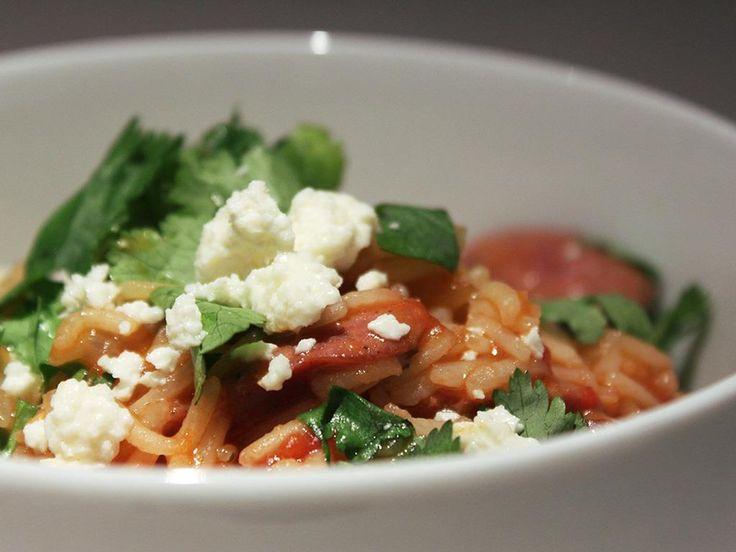 Chorizo+Paella
