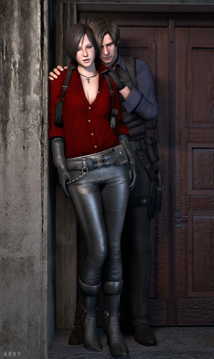 Ada Leon 7 by 3SMJILL.deviantart.com on @deviantART