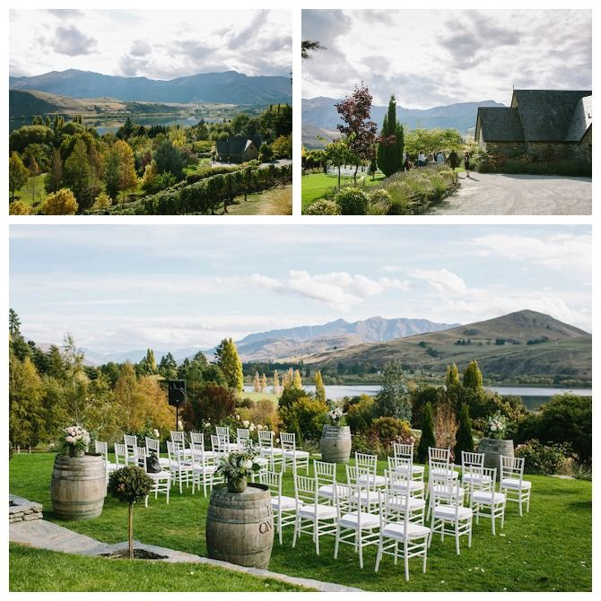 Truly & Madly Stories | Majestic Queenstown New Zealand Wedding at Stoneridge Estate