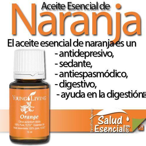 El Aceite Esencial de Naranja ayuda para adelgazar