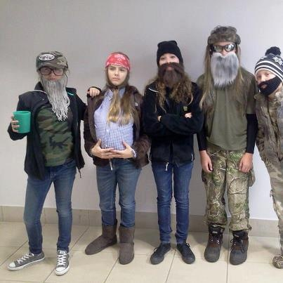 23 best Duck Dynasty Party images on Pinterest | Duck dynasty ...