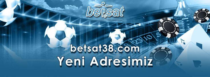 BETSAT YENİ ADRESİMİZ: www.betsat38.com  #Betsat #Türkiye #Bahis #Bet #Sportsbetting #Betting #Sports #BetNow #BahisYap #Futbol #Football #Soccer #Basketbol #Basketball #Tennis #Tenis #EURO2016 #TürkiyeBahis #AvrupaŞampiyonası #ParaKazan #Casino #Live #LiveBetting #CanlıBahis #CanlıBahisYap #BetsatBonus #Bonuslar #Kampanya #BonusKazan #Fun