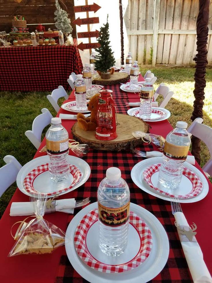 115 best Lumberjack Parties images on Pinterest Birthday party