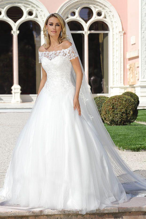 Diana 109 - Bruidsmode - Bruidscollecties - Bruidsmode van Diana