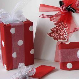 Gorgeous gift wrapping from New Zealand Showcase