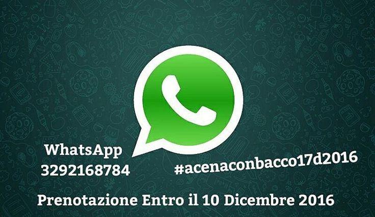 #AcenaconBacco17D2016 un bellissimo Viaggio nel Gusto! prenotazione #entroil10dicembre2016 http://baccoperbaccoitalia.blogspot.it/2016/11/il-programma-acenaconbacco17d2016-17.html #eventi 3292168784 #baccoperbacco #BACCOPERBACCOITALIA...