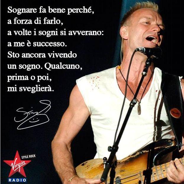 #Sting