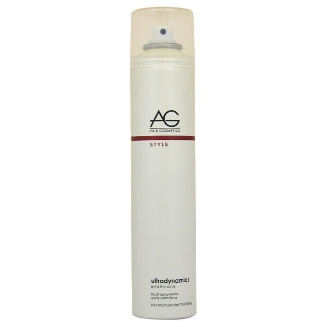 AG Hair Cosmetics Ultradynamics Extra-Firm 10-ounce Hair Spray