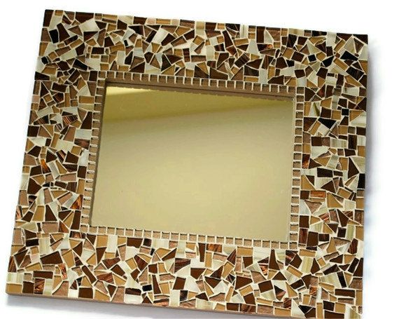 mosaic picture frame - Google Search