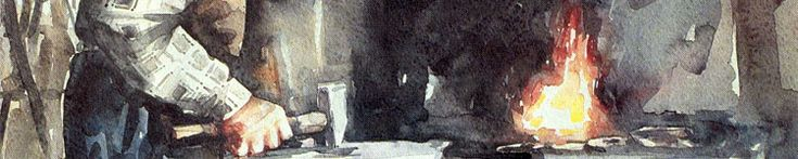 Kovácsoltvas kerítések, bútorok, dísztárgyak, Németh Ferenc kovácsmester