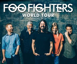 FOO FIGHTERS en concert : place de concert, billet, ticket et liste des concerts