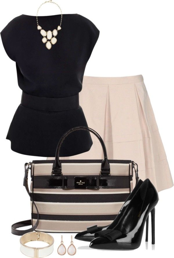 Love the look by averbeek on Polyvore